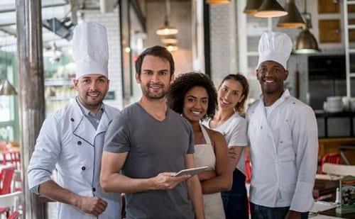 trabajo en Restaurantes
