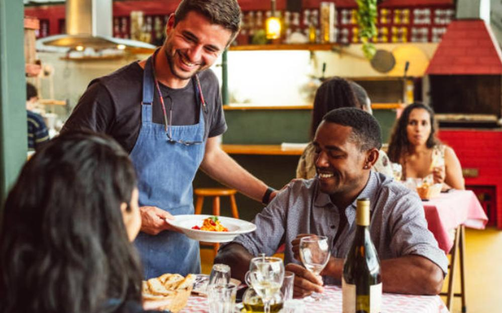Ideas geniales de trabajo en restaurantes
