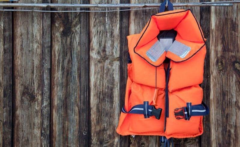 Cómo funciona un chaleco salvavidas