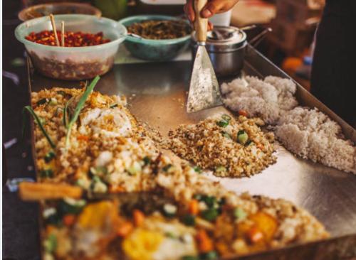 como preparar comida china