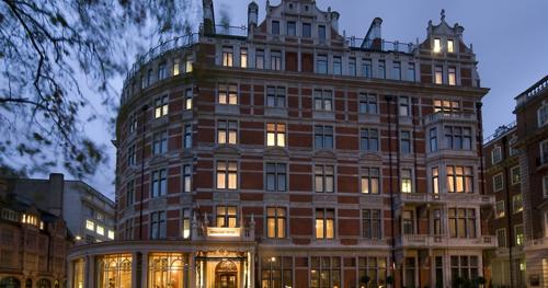 Hotel Connaught en Londres
