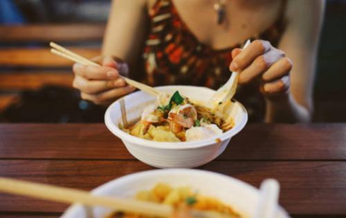 La sopa, de los platillos mas ricos de la comida china