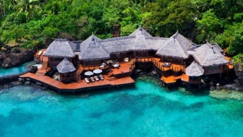 Laucala Island Resort Hilltop Estate, Fiji - hoteles más caros del mundo