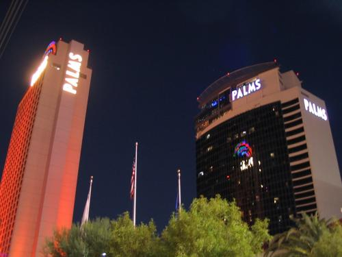 Palms Casino Resort, Las Vegas, Nevada
