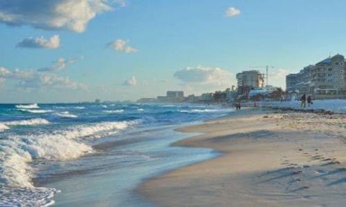 Playa Chac Mool - Playas de México Cancún