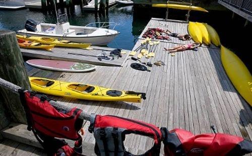 Cómo equipar tu kayak