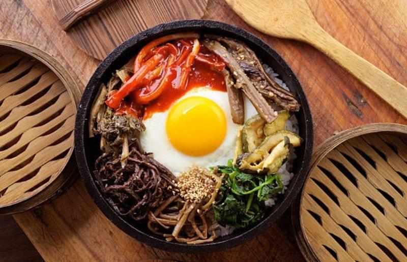 Comida Coreana Tradicional