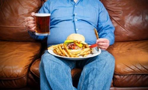 Desventajas de la comida chatarra