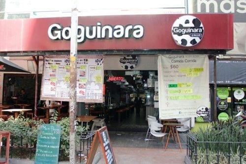 Restaurante Goguinara