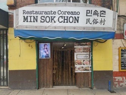Restaurante Min Sok Chon