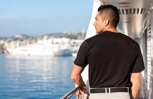 ¿Cómo conseguir un trabajo en un crucero?