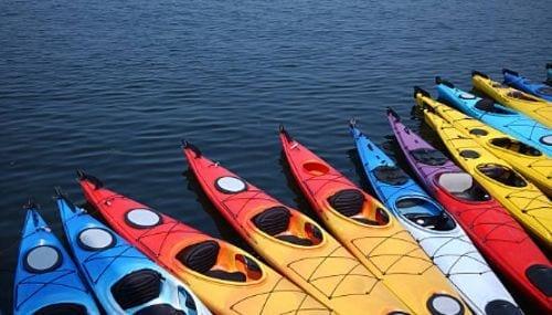 elegir el mejor kayak para pesca en mar