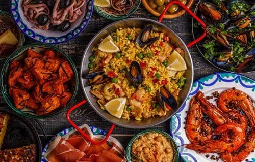 Gastronomia Tipica de España