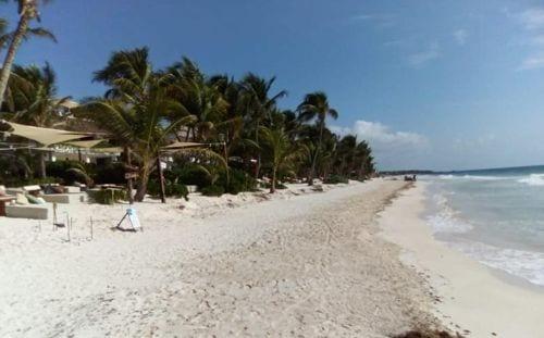 Las Playas del lado este