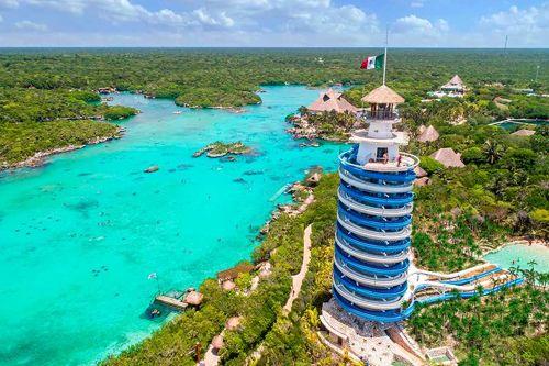 Xel-Há, Cancún