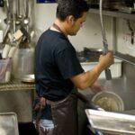 ¿Que es un Steward en la cocina?