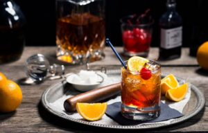 Bebidas con whisky fáciles de preparar