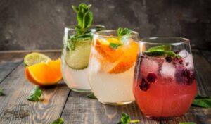 Cocteles con vodka y frutas fáciles de preparar