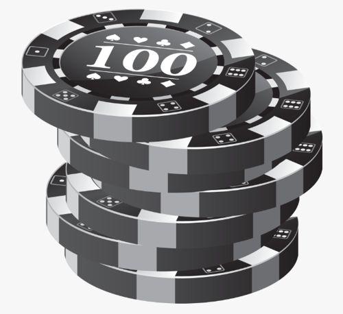 el valor de las fichas de casino negras