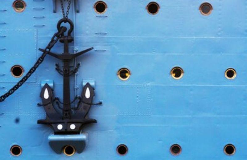 Como funciona un ancla de barco