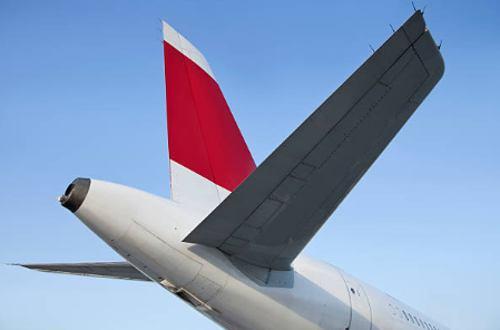 Empenaje aviones partes de un avion