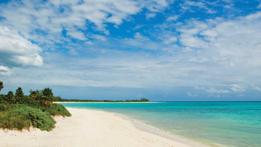un paraiso encontrado en Cancun
