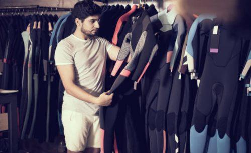 Clasificación de los trajes de buceo según la temperatura