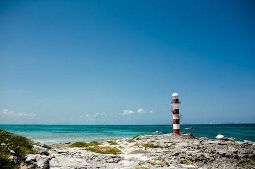 Faro de Punta Cancún