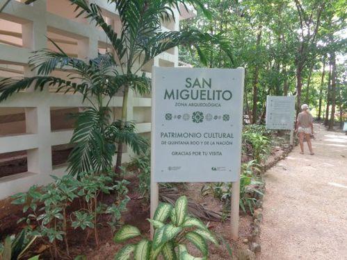 Zona Arqueológica de San Miguelito