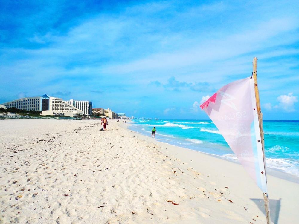 playa san miguelito cancun