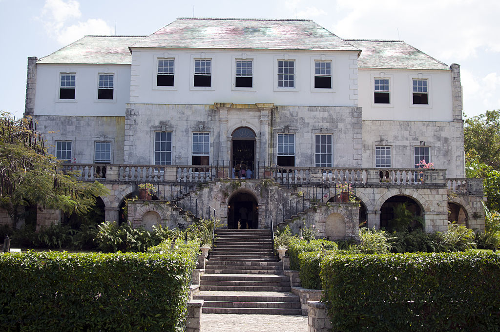El Hotel embrujado Rose Hall House Jamaica