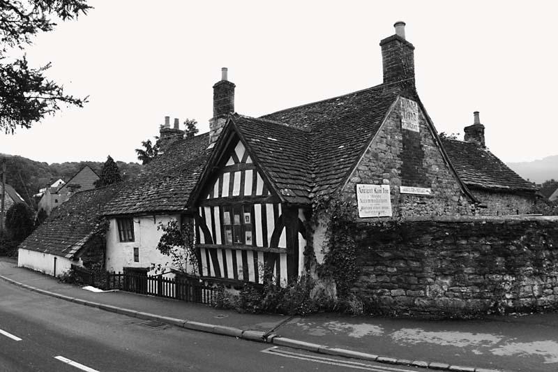 Ancient Ram Inn (Inglaterra)