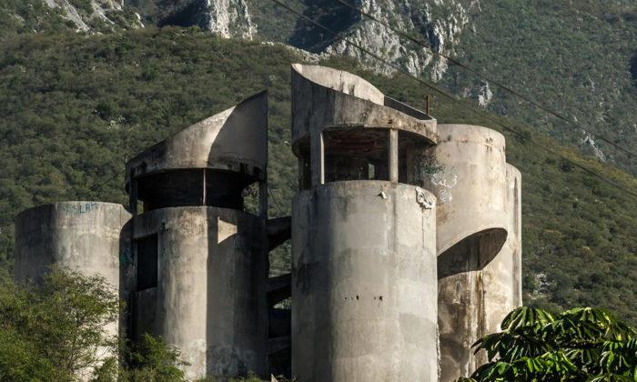 La casa de los Tubos lugar embrujado en monterrey