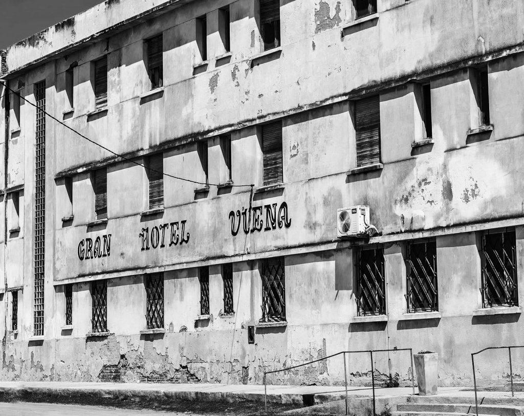 hotel Vien Refugio de los NAzis