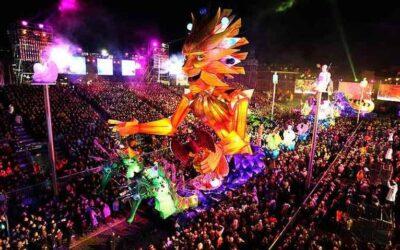 Carnaval de Mazatlan, una Fiesta de la Alegria y el Color