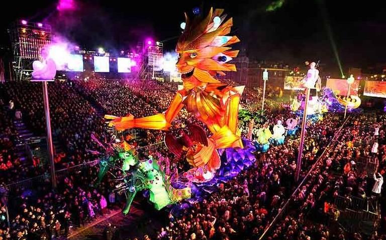 El Carnaval de Mazatlan