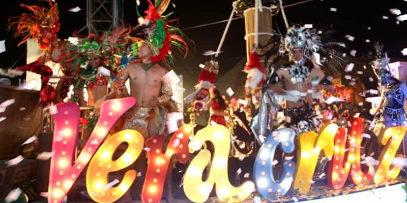 EL Carnaval de Veracruz