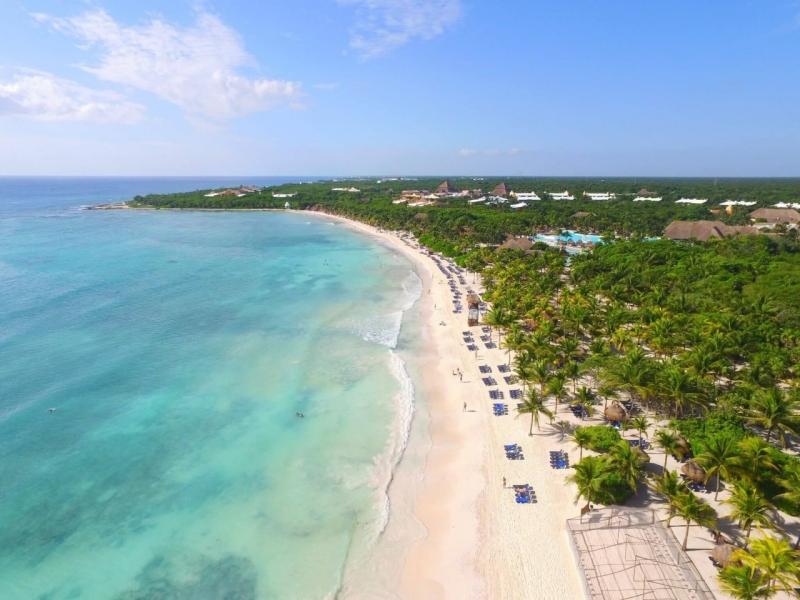el mar de playa kantenah