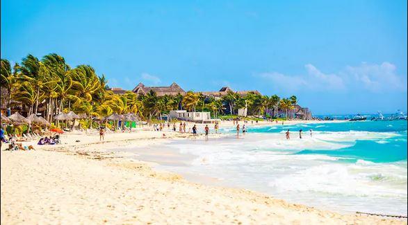playa mamitas de libre acceso