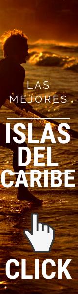 Estas Son las Mejores Islas del Caribe para Vacacionar