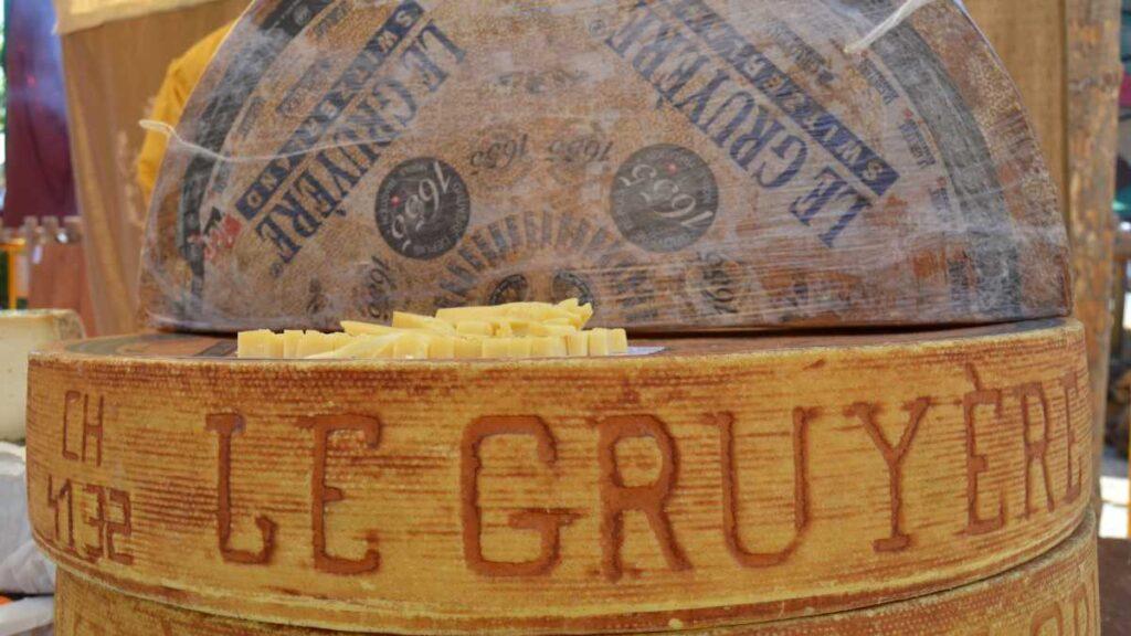 Delicioso Queso Gruyere