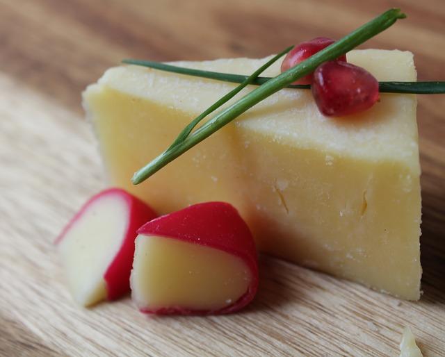 cheddar entre los mejores tipos de quesos
